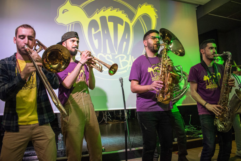 GATA BRASS BAND - DJANGO 1