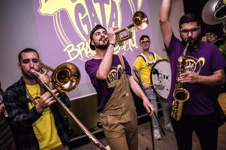 GATA BRASS BAND - DJANGO 4